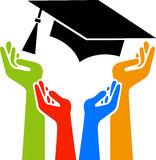hand graduation